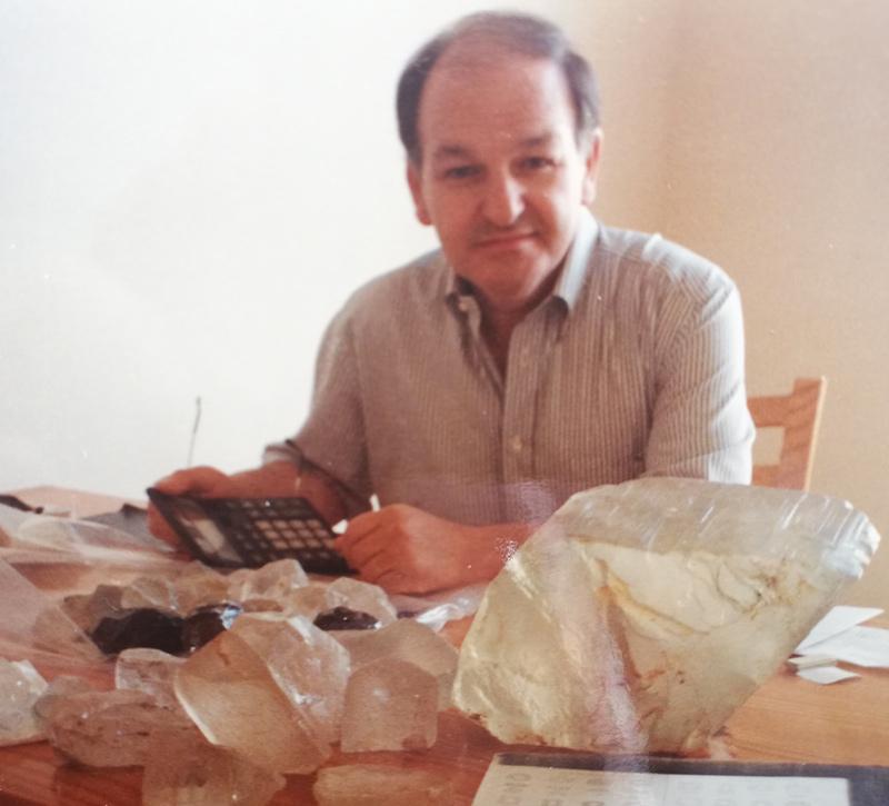 Importazione pietre preziose miniere mondo Roan Bergamo 2