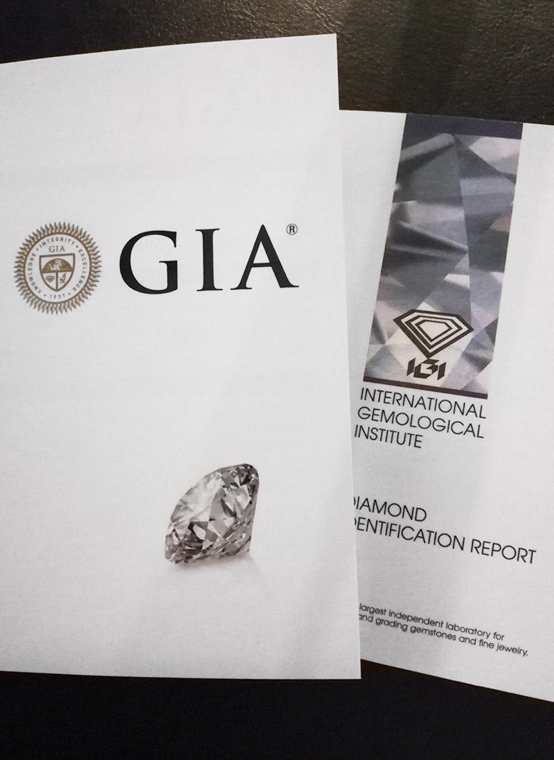 Vendita gemme pietre preziose certificati Roan 2