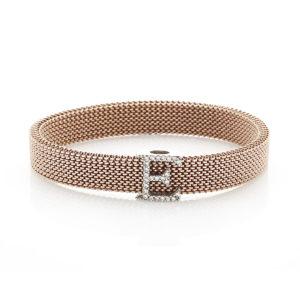 Bracciale-simbolo-Lettera-flex-roan-preziosi-gioielli-2