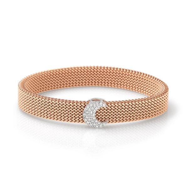 Bracciale-simbolo-luna-flex-roan-preziosi-gioielli
